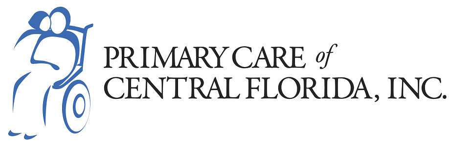 PRIMARY CARE OF CENTRAL FLORIDA Retina Logo