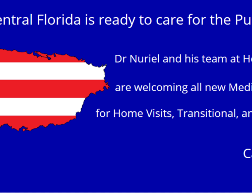 Dr Nuriel's group ready to help Puerto Rico geriatric population