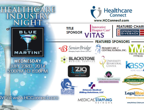 Orlando Healthcare Industry Night July 23, 2014
