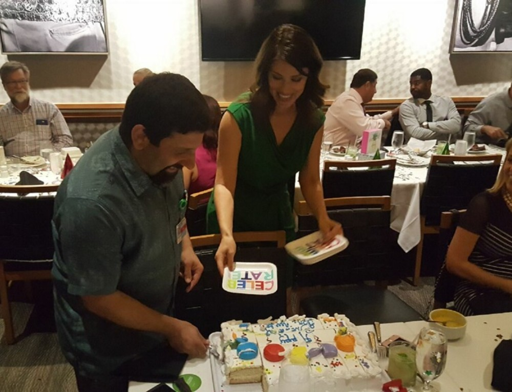 Dr Nuriel's Birthday